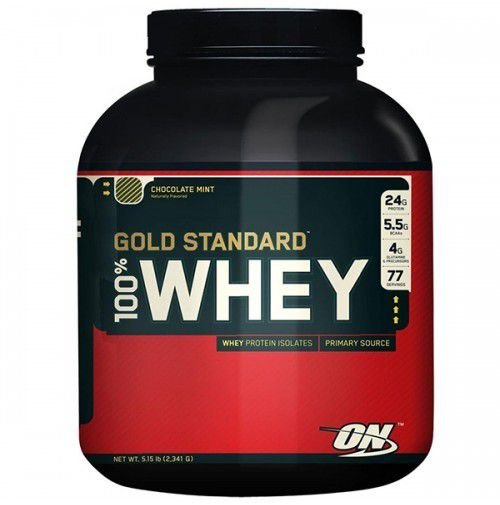 WHEY GOLD 100%