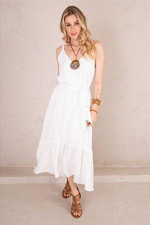 Vestido Miami Off White