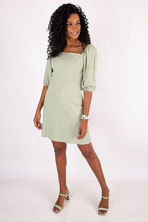 Vestido Tarsila Verde