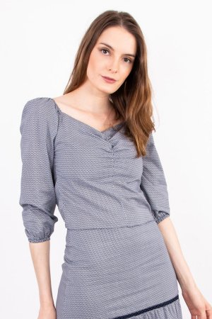 Blusa Cláudia Marinho