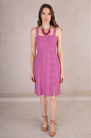 Vestido Mary Cassis
