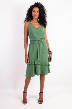 Vestido Hellen Green