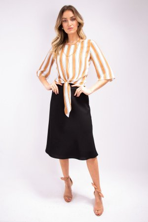 Blusa Honey Stripes