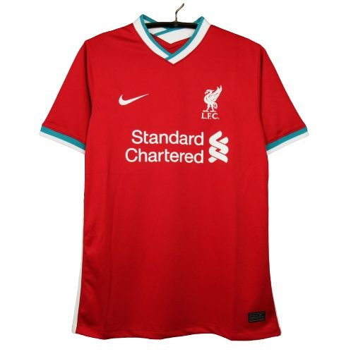 Camisa Liverpool Home 2020 21 Imporsports Loja Virtual