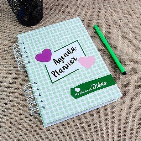 Agenda Planner | Selecione o Período | M12