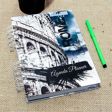 Agenda Planner 2019 | Capa Roma
