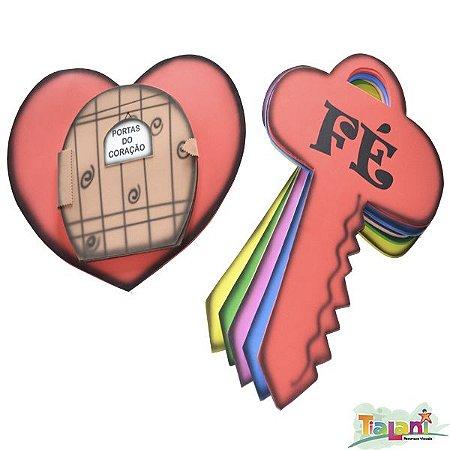As Chaves e as portas do Coração