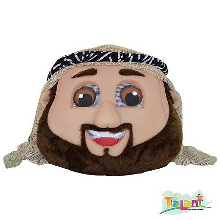 Cabeção em Espuma - Homem de barba