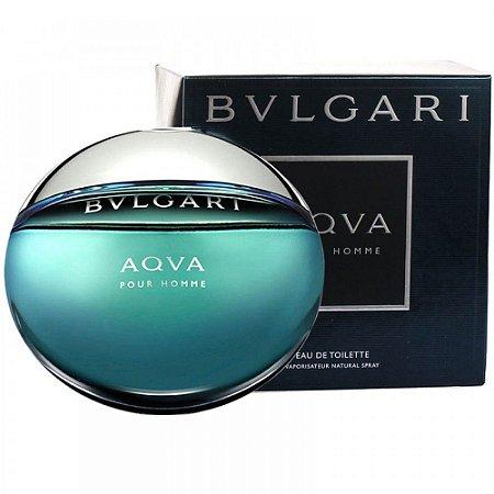 BVLGARI AQVA MASCULINO EDT 100ML - Lyon Perfumaria 1dd1db5c14