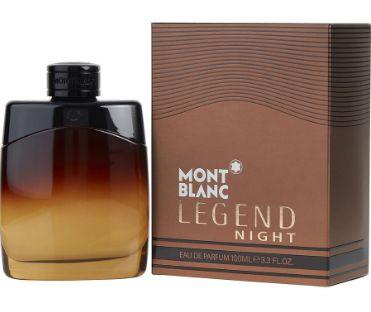 MONT BLANC LEGEND NIGHT MASCULINO EDT 100ML