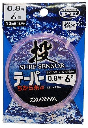 Arranque Daiwa PE Surf Sensor 1x13m