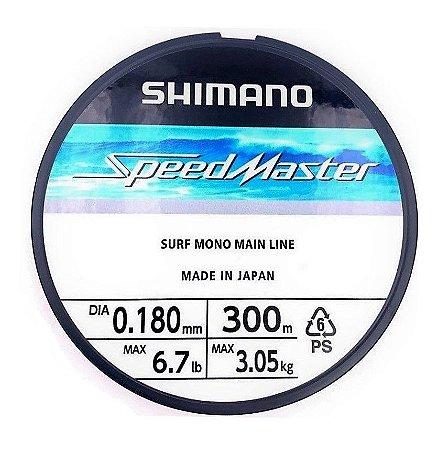 Linha Shimano SpeedMaster 300m