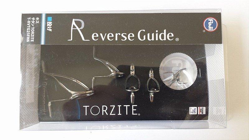Passadores Fuji LR Reverse - Titanium Torzite