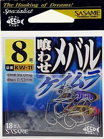 Anzol Sasame KW-11