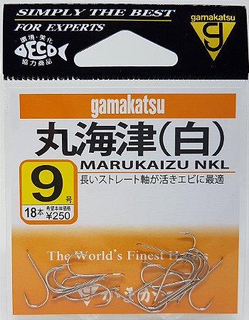 Anzol Gamakatsu Marukaizu