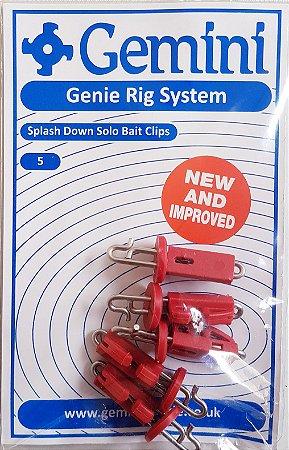Bait Clip Splash - Gemini
