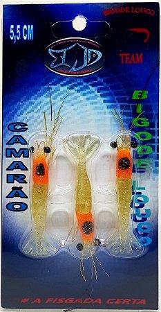 Camarão com Bigode 5.5cm - FJD