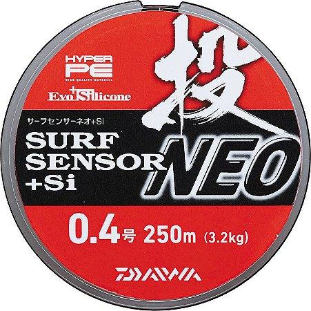 Linha Multifilamento Daiwa Surf Sensor +Si