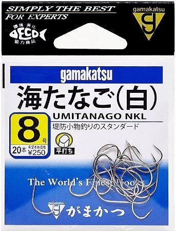 Anzol Gamakatsu Umitanago