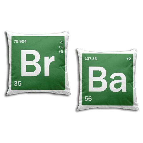 Almofada Bromine Barium