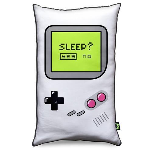 Almofada Gamer Boy - Sleep Yes or No