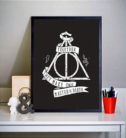 Quadro - Harry Potter