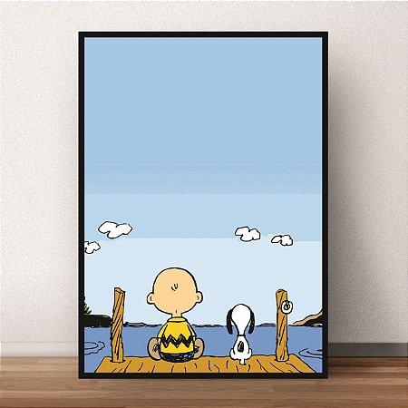 Quadro Snoopy 2