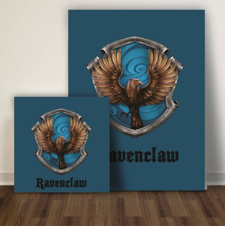 Quadro Harry Potter Ravenclaw