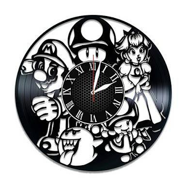 Relógio Mario World