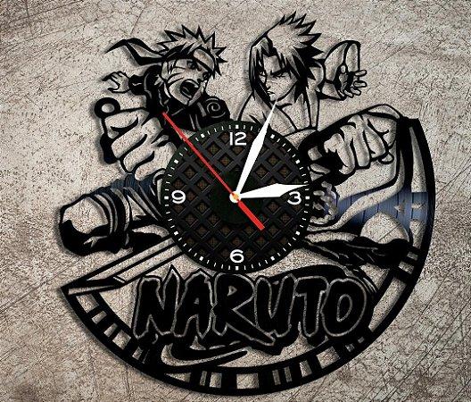 Relógio Naruto Shippuden