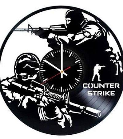Relógio Counter Strike