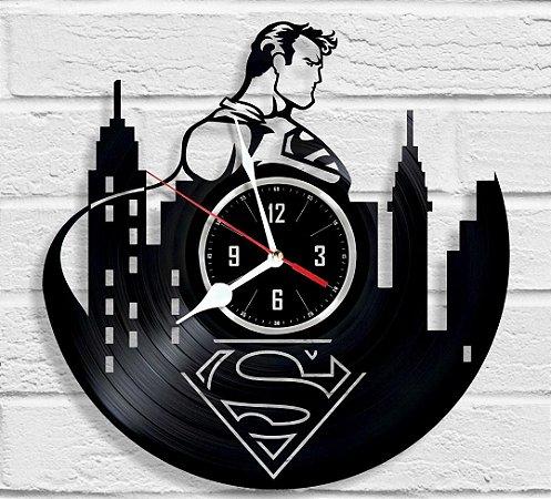Relógio Super Homem