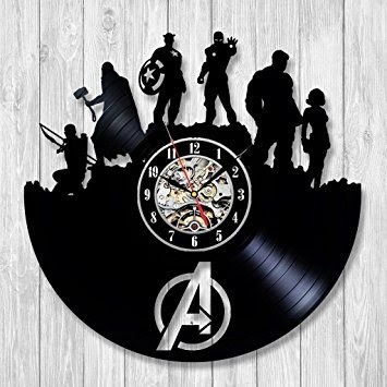 Relógio Vingadores