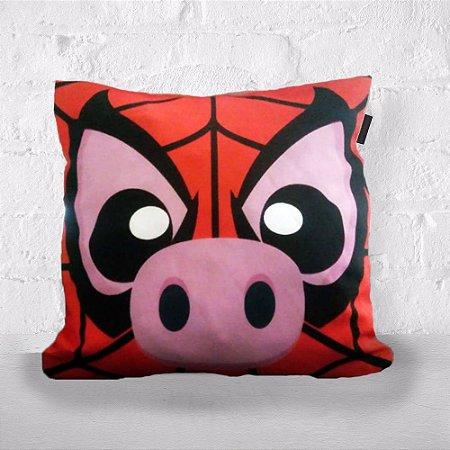Almofada Porco Aranha