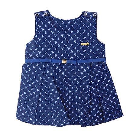 Vestido para Bebê Mariza Marinho