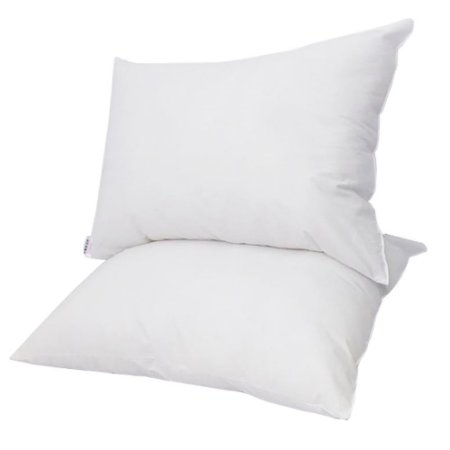 Travesseiro para Casal Branco Kit com 2 peças BabyKinha