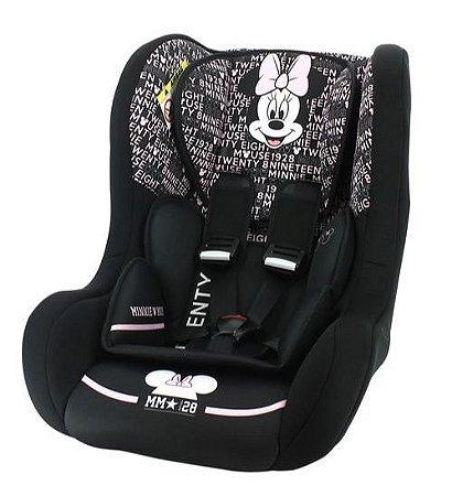 Cadeira para Auto Disney Minnie Mouse Trio 0 a 25kg Team Tex
