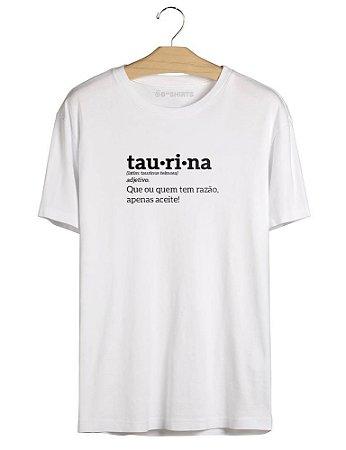 Camiseta Signo Touro - Taurina