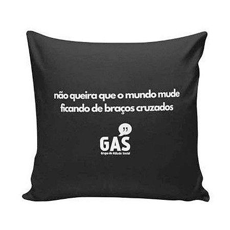Almofada Personalizada GAS Braços