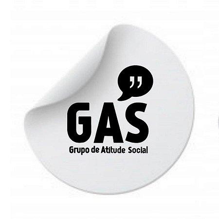 Adesivo GAS - 2 unidades