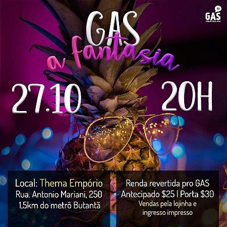 Ingresso GAS à Fantasia