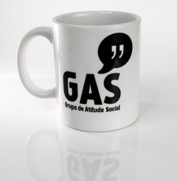 Caneca GAS