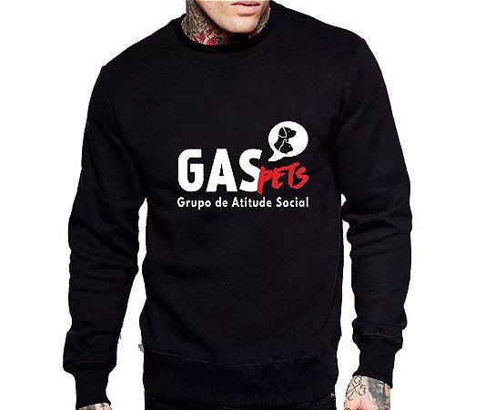 Moletom Careca GAS Pets