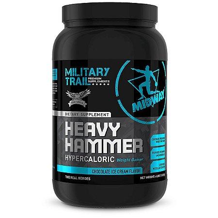 Heavy Hammer Military Trail Protein Hipercalórico 1,8 kg - Midway USA