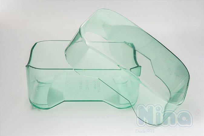 Saboneteira Transparente