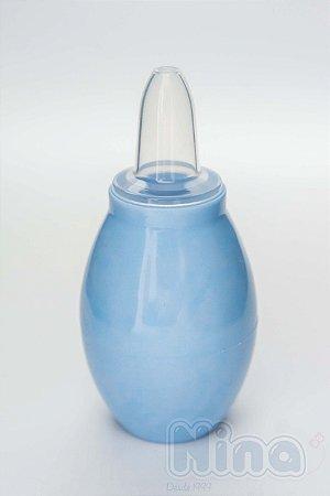 Aspirador Nasal Azul