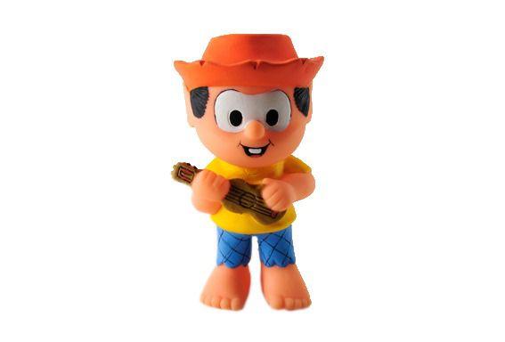 Brinquedo de Latex da Turma da Mônica Latoy - Chico Bento