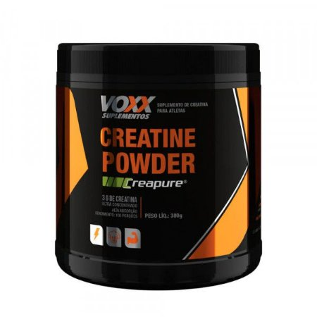 Creatine Powder CREAPURE Voxx Suplementos - 300g