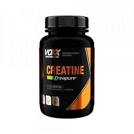 Creatine CREAPURE Voxx Suplementos - 100 caps