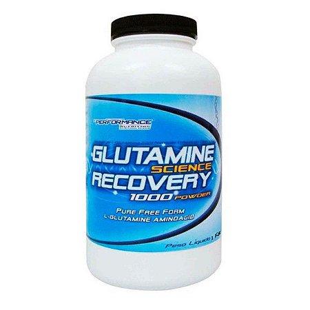 Glutamine Science Recovery 1000 Powder Performance Nutrition - 1kg